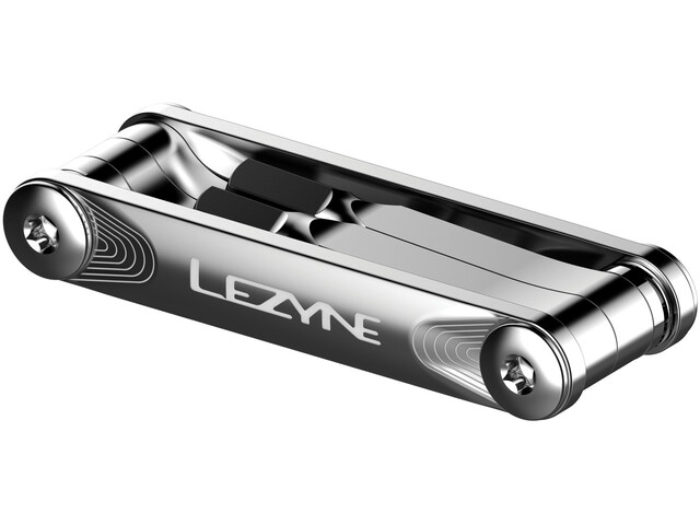Lezyne SV PRO Multitool with 5 Functions, silver